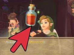 Link_potion